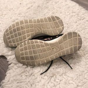 Nike Shoes - Nike suade women's sneakers